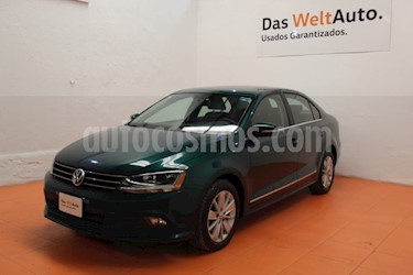 Foto venta Auto usado Volkswagen Jetta Comfortline Tiptronic (2018) color Verde precio $239,740