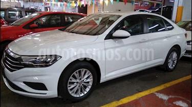 Volkswagen Jetta Comfortline Tiptronic usado (2019) color Blanco precio $249,900