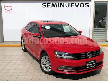 Volkswagen Jetta Comfortline Tiptronic usado (2018) color Rojo Tornado precio $269,000