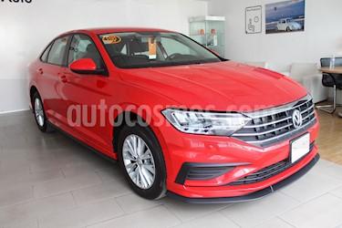 Volkswagen Jetta Comfortline Tiptronic usado (2019) color Rojo precio $325,000