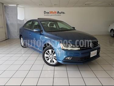 Foto venta Auto usado Volkswagen Jetta Comfortline Tiptronic (2018) color Azul precio $269,900