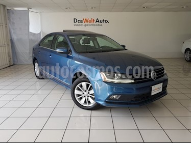 Foto venta Auto usado Volkswagen Jetta Comfortline Tiptronic (2018) color Azul precio $284,900