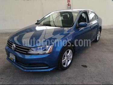 Foto Volkswagen Jetta Comfortline Tiptronic usado (2018) color Azul precio $219,900