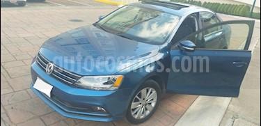 Volkswagen Jetta Comfortline Tiptronic usado (2015) color Azul precio $195,000