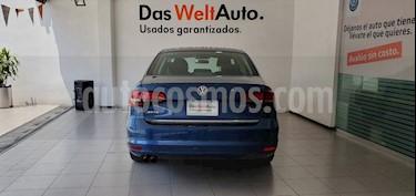 Foto venta Auto usado Volkswagen Jetta Comfortline (2018) color Azul precio $269,000