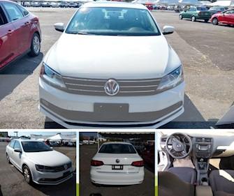 Volkswagen Jetta Comfortline usado (2017) color Blanco precio $217,000