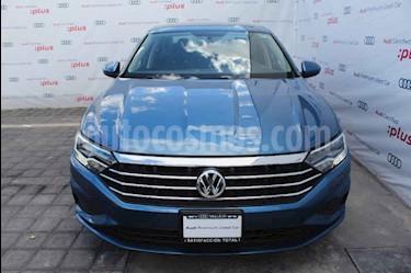 Foto Volkswagen Jetta Comfortline usado (2019) color Azul precio $280,000