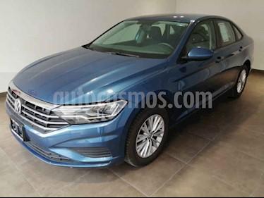 Volkswagen Jetta Comfortline usado (2019) color Azul precio $296,500
