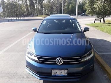 Volkswagen Jetta Comfortline usado (2016) color Azul precio $213,000