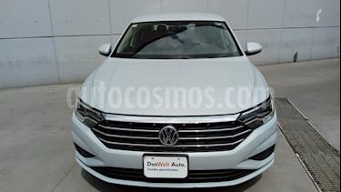 Foto venta Auto usado Volkswagen Jetta Comfortline (2019) color Blanco precio $335,000