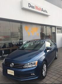Foto venta Auto Seminuevo Volkswagen Jetta Comfortline (2016) color Azul precio $245,000