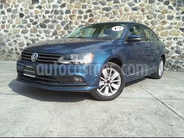 Foto venta Auto usado Volkswagen Jetta Comfortline (2017) color Azul precio $229,000