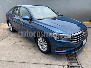 Foto venta Auto usado Volkswagen Jetta Comfortline (2019) color Azul precio $294,900