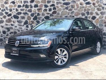 Foto venta Auto usado Volkswagen Jetta Comfortline (2017) color Negro precio $245,000