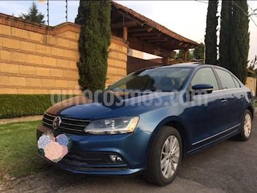 Volkswagen Jetta Comfortline usado (2017) color Azul precio $238,000