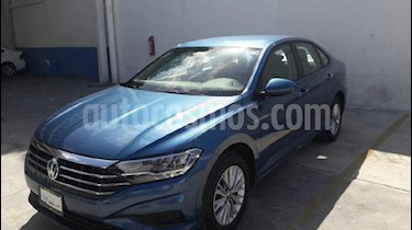 Foto venta Auto usado Volkswagen Jetta Comfortline (2019) color Azul precio $282,800