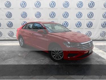 Foto venta Auto usado Volkswagen Jetta Comfortline (2019) color Rojo Tornado precio $325,000
