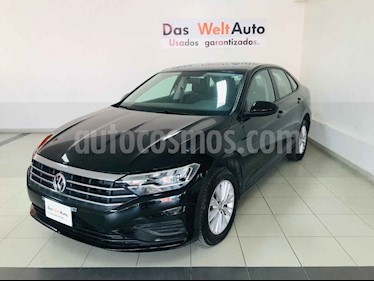 foto Volkswagen Jetta Comfortline usado (2019) color Negro precio $280,153