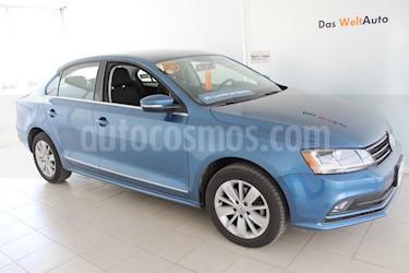 Foto venta Auto Seminuevo Volkswagen Jetta Comfortline (2018) color Azul