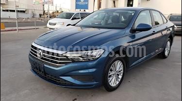 Foto venta Auto usado Volkswagen Jetta Comfortline (2019) color Azul precio $307,900