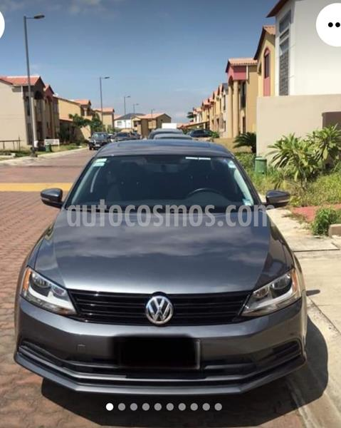 Volkswagen Jetta 2.0L Aut  usado (2017) color Gris precio u$s19.000