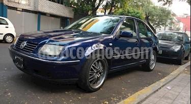 Foto venta Auto usado Volkswagen Jetta Europa 1.8 (2007) color Azul precio $70,000