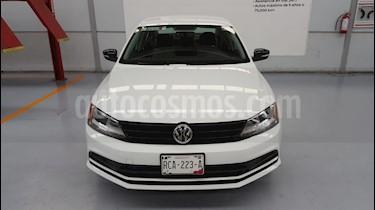 foto Volkswagen Jetta Fest Tiptronic usado (2017) color Blanco precio $239,000