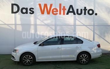 Foto venta Auto usado Volkswagen Jetta Fest (2017) color Blanco precio $251,000