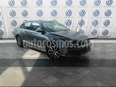 Foto venta Auto usado Volkswagen Jetta Fest (2017) color Gris Platino precio $244,000