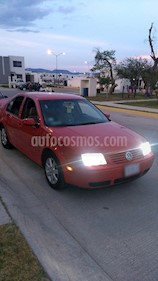 Foto venta Auto usado Volkswagen Jetta GL (2001) color Rojo precio $66,000