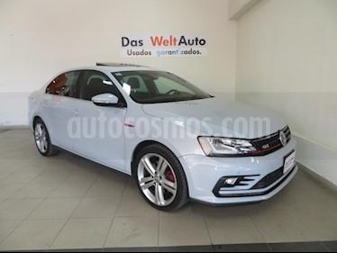 Foto venta Auto Seminuevo Volkswagen Jetta GLi Aut (2017) color Plata