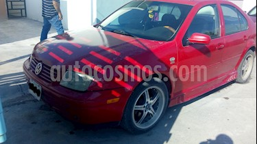 Volkswagen Jetta GLi usado (2001) color Rojo precio $50,000