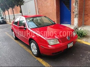 Foto venta Auto usado Volkswagen Jetta GLS (2001) color Rojo precio $41,500