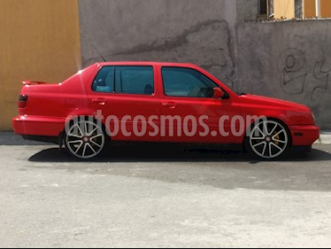 Foto venta Auto usado Volkswagen Jetta GLX VR6 Aut (1995) color Rojo precio $86,000