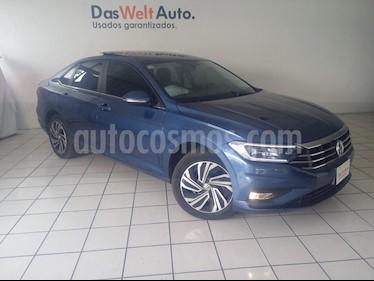 Foto venta Auto usado Volkswagen Jetta Highline Tiptronic (2019) color Azul precio $389,900