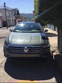 Volkswagen Jetta Highline Tiptronic usado (2019) color Verde precio $350,000