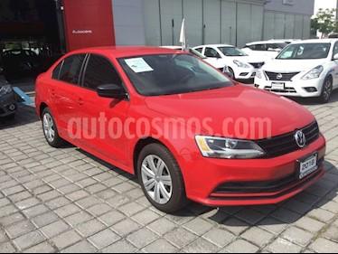 foto Volkswagen Jetta JETTA 2.0L 115HP 6 VEL TRIPTONIC usado (2018) color Rojo Tornado precio $245,000