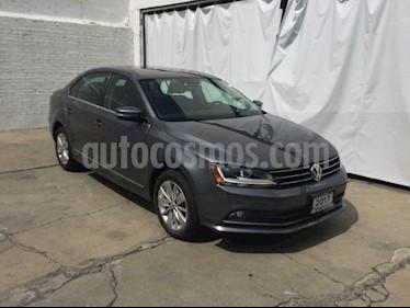 Foto venta Auto usado Volkswagen Jetta JETTA MK VI TREDLINE P/COMFORTLINE B/AA TIPTR (2017) color Gris precio $239,000