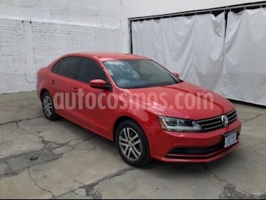 Foto venta Auto usado Volkswagen Jetta JETTA MK VI TRENDLINE STD 4 PTAS (2018) color Rojo Tornado precio $245,000