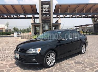 Volkswagen Jetta Jetta Tiptronic usado (2016) color Negro Onix precio $229,000