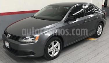 Foto venta Auto usado Volkswagen Jetta Jetta (2014) color Gris precio $155,000