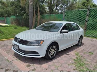Foto venta Auto usado Volkswagen Jetta Live Tiptronic (2016) color Blanco precio $207,000