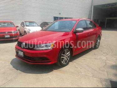 Foto venta Auto usado Volkswagen Jetta Live Tiptronic (2016) color Rojo precio $205,000