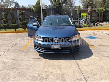 Volkswagen Jetta Live usado (2017) color Azul precio $193,000