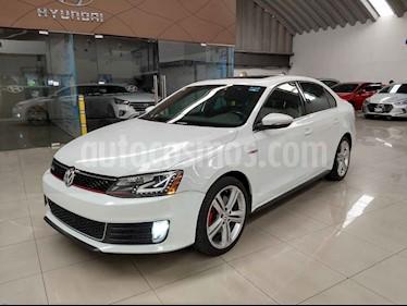 Volkswagen Jetta GLi Aut usado (2015) color Blanco precio $265,000