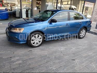 Volkswagen Jetta 2.0 Tiptronic usado (2017) color Azul precio $171,000