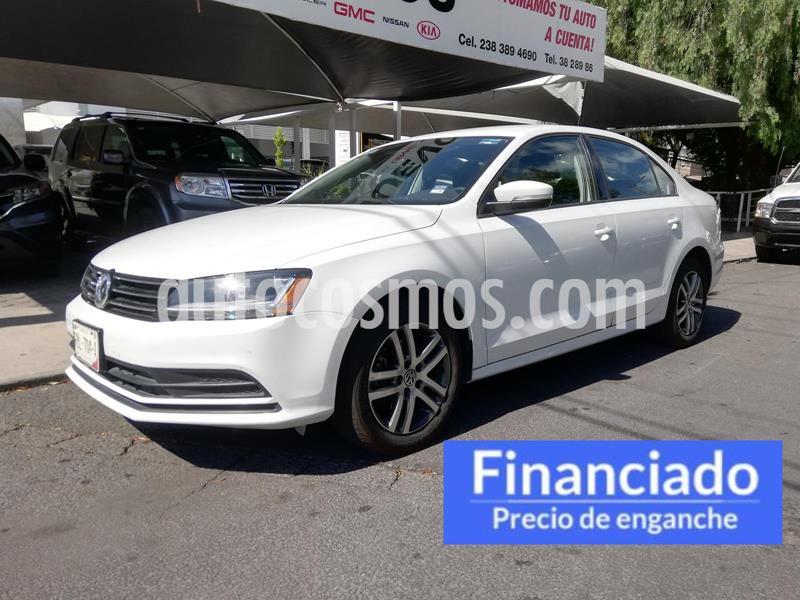Volkswagen Jetta Trendline Tiptronic usado (2017) color Blanco precio $47,250