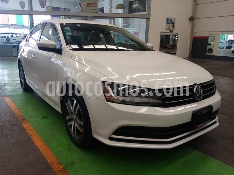 Volkswagen Jetta Trendline usado (2017) color Blanco precio $235,000