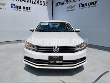 Volkswagen Jetta Trendline Tiptronic usado (2016) color Blanco precio $175,000