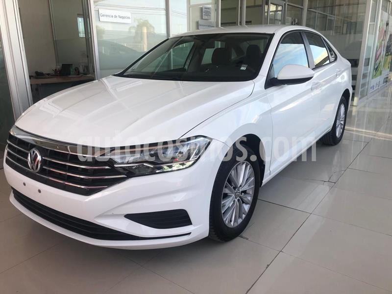 Volkswagen Jetta Comfortline Tiptronic usado (2019) color Blanco precio $269,000